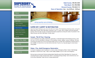 Superdry Carpet & Restoration
